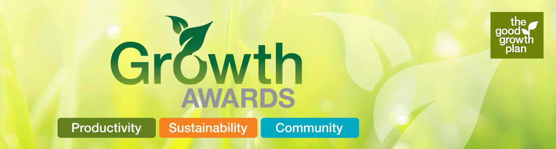 Growth Awards banner