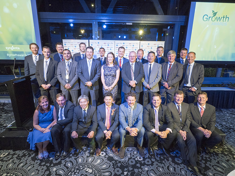 Growth Awards 2016