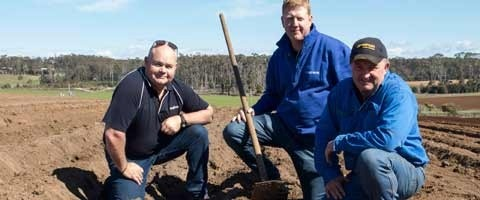 Syngenta Potato Partners program visits Tasmania