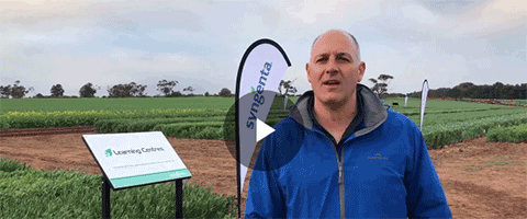 Syngenta Technical Services Manager Jason Sabeeney explains the value of Learning Centres.