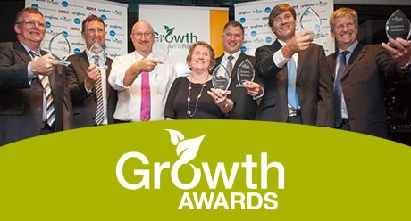 Growth Awards 2015 winners