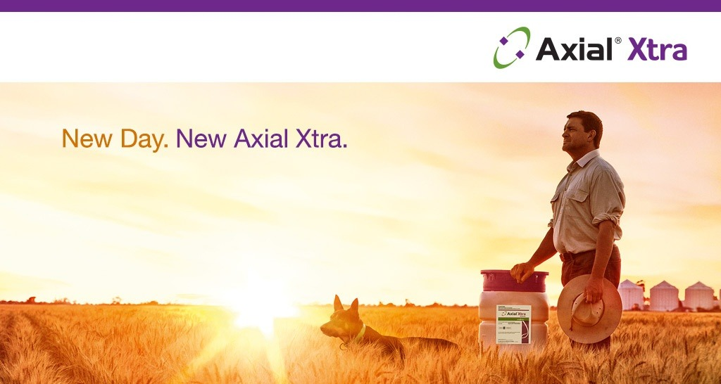 New Day. New Axial Xtra.