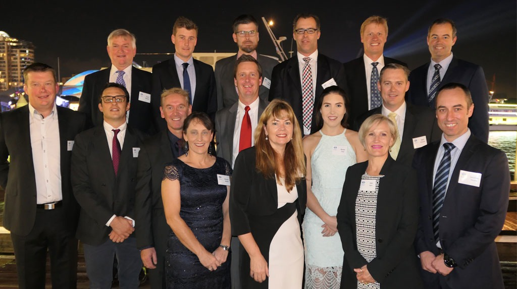 Recent graduates of the ARLF's Australian Agribusiness Leadership Program.
