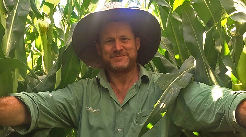 Jim Cronin is a Senior Agronomist with Landmark in Forbes, NSW. He has been named a Regional Winner in the Productivity category for delivering high returns for his clients despite increasing operational costs.