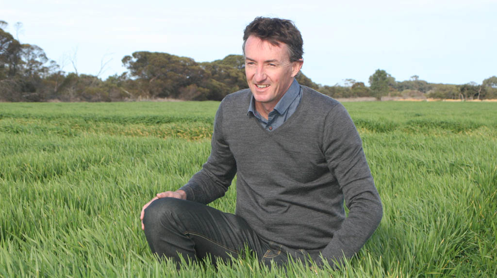 Agricultural consultant and WeedSmart representative Peter Newman says Australia is succeeding in stemming the tide of herbicide resistance.