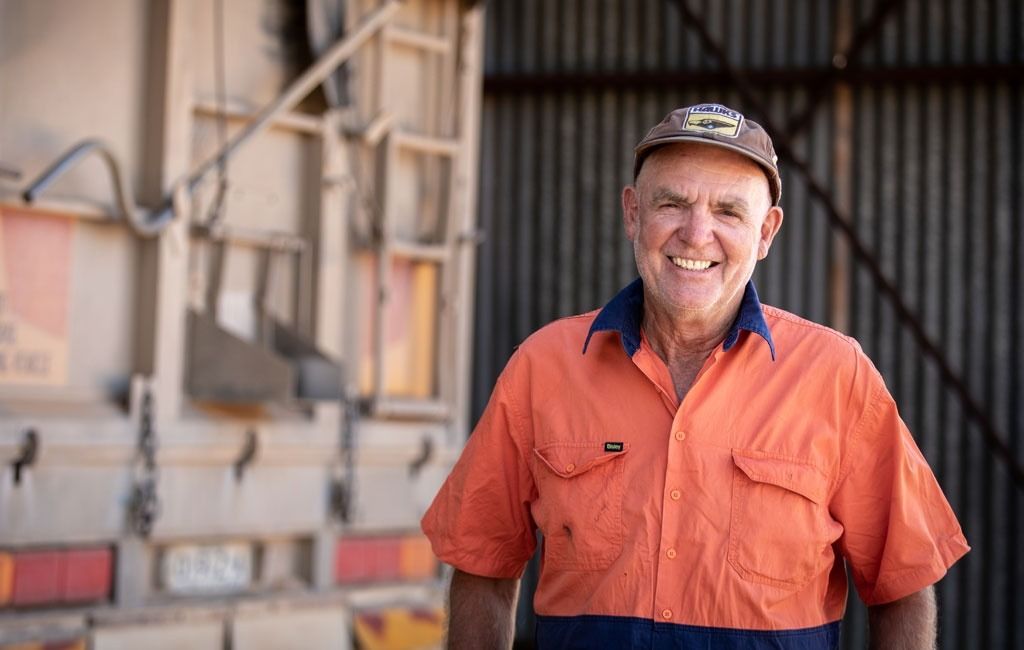 Syngenta is giving farmers in the Victorian Mallee the confidence to invest in crop yields through AgriClime™