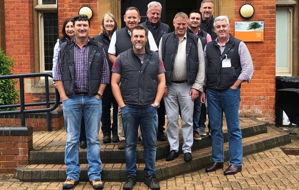 Growth Awards winners embark on the 2019 study tour with Syngenta