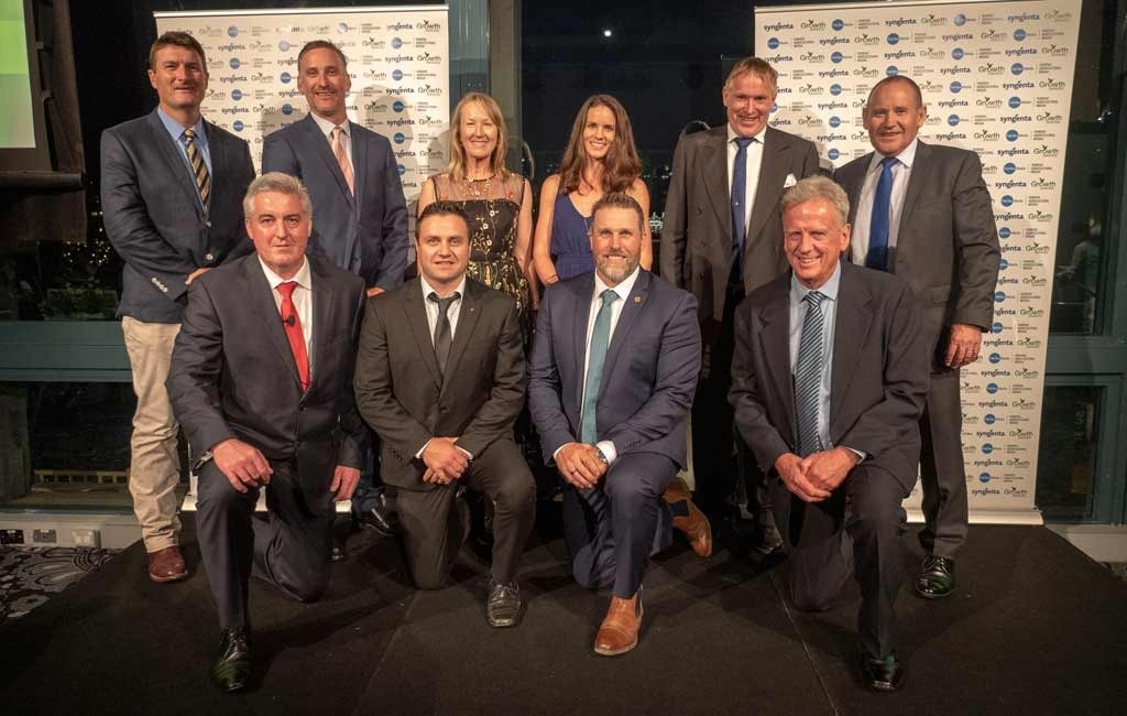 Syngenta Growth Awards Winners for 2018 named at Pier One, Sydney.