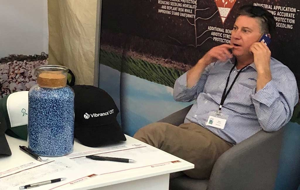 Syngenta attended the 2019 Australian Cotton Collective at Griffith.