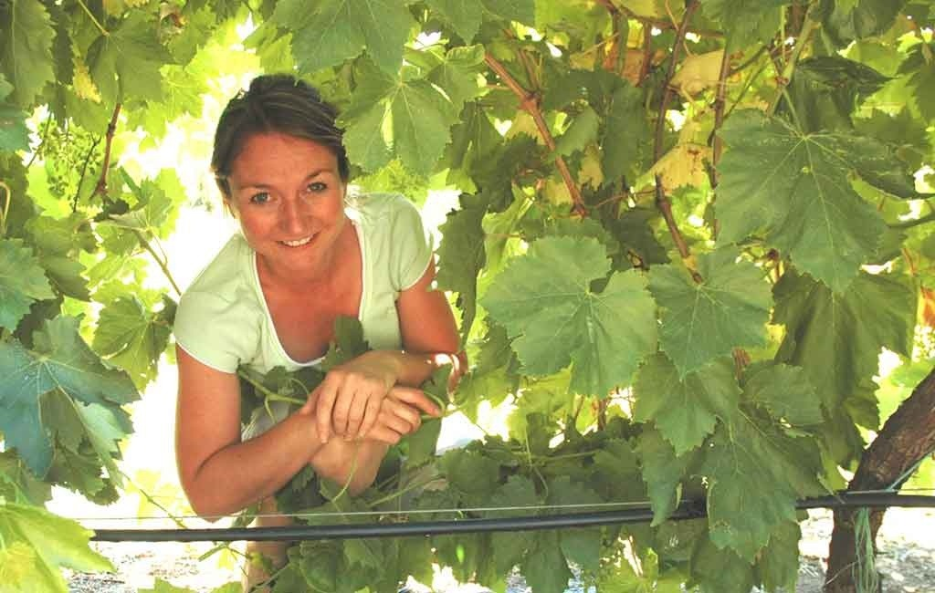 Vine Talk columnist and Syngenta Technical Services Lead Dr Brandy (Belinda) Rawnsley.