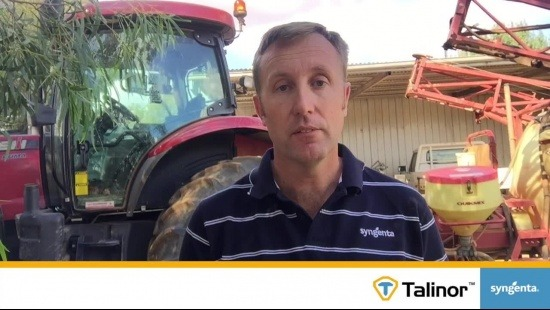 Go-to expert in broadleaf weed control in NSW/VIC (TALINOR Digital Technote)